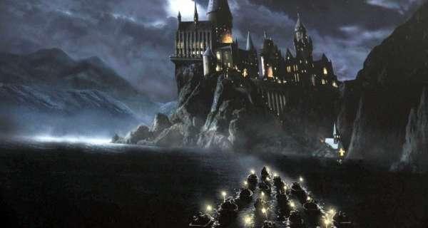 """Reparto principal de la película """"Harry Potter y la Piedra Filosofal"""""""